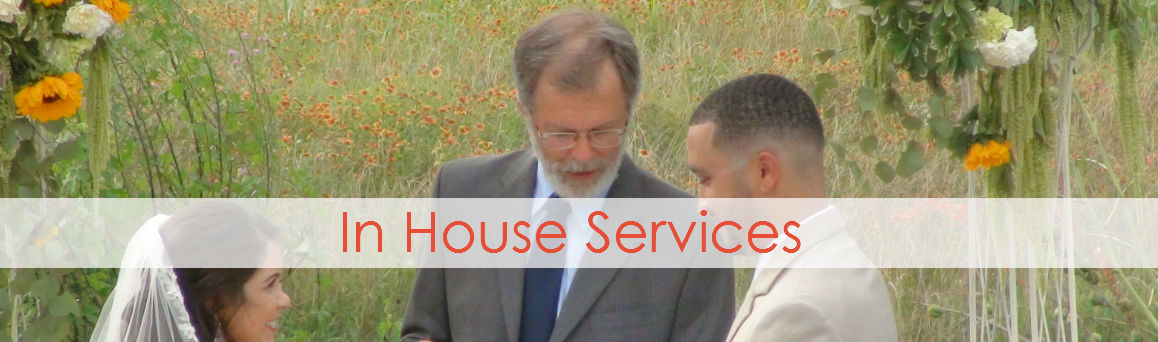 In House Services Header